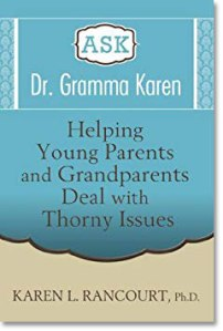 Ask Dr. Gramma Karen, book cover