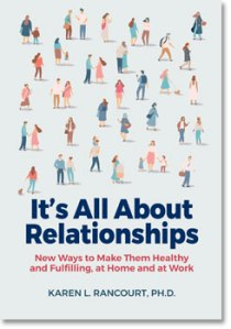 It's All About Relationships, Book Cover